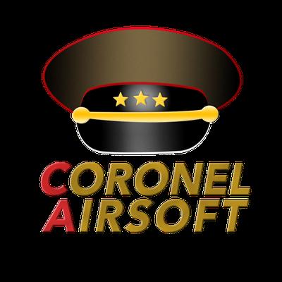 logo Coronel Airsoft